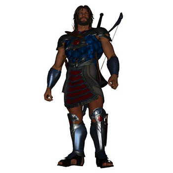 Characters of Primeval Origins®